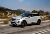 2021 Land Rover Evoque Release Date