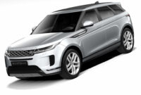 2021 Land Rover Evoque Spy Shots