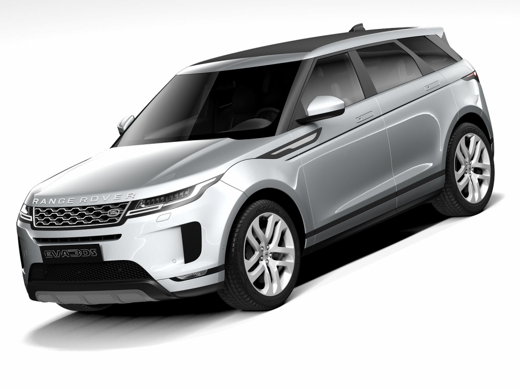 2021 Land Rover Evoque Spy Shots