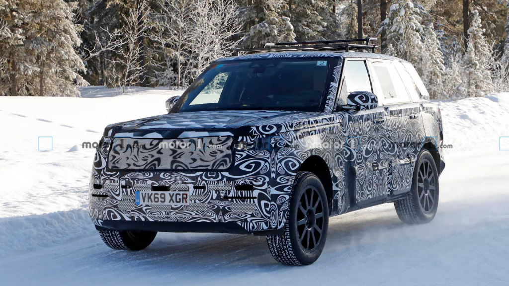 2021 Land Rover Evoque Wallpapers