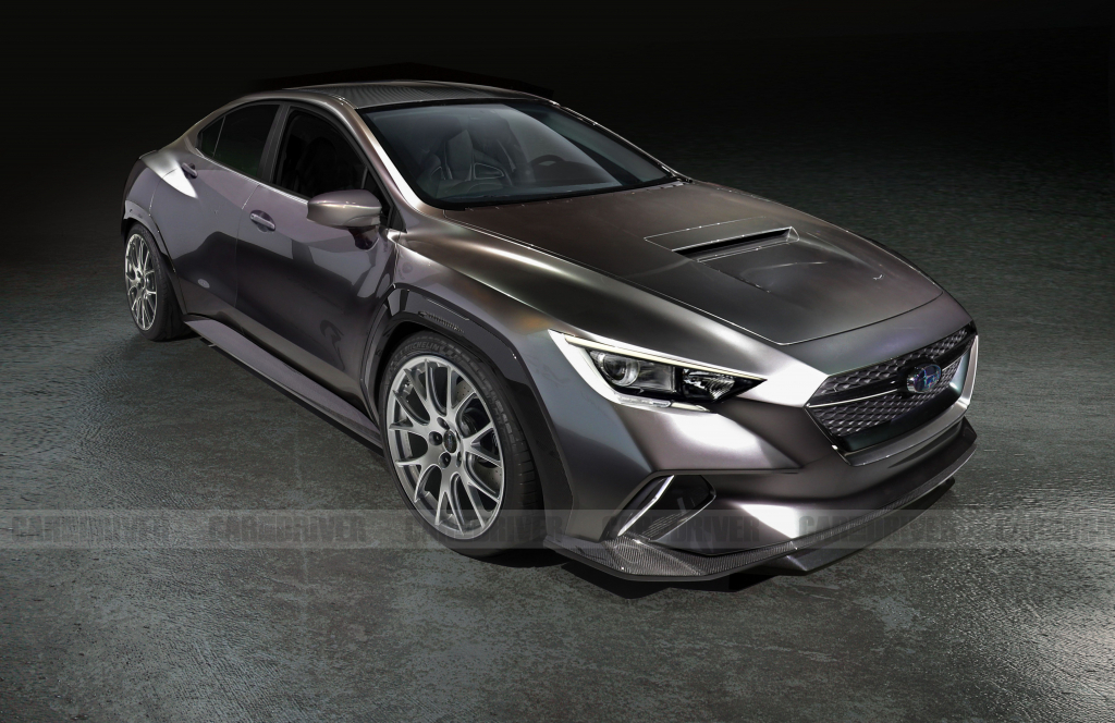2021 subaru wrx sti images  us newest cars