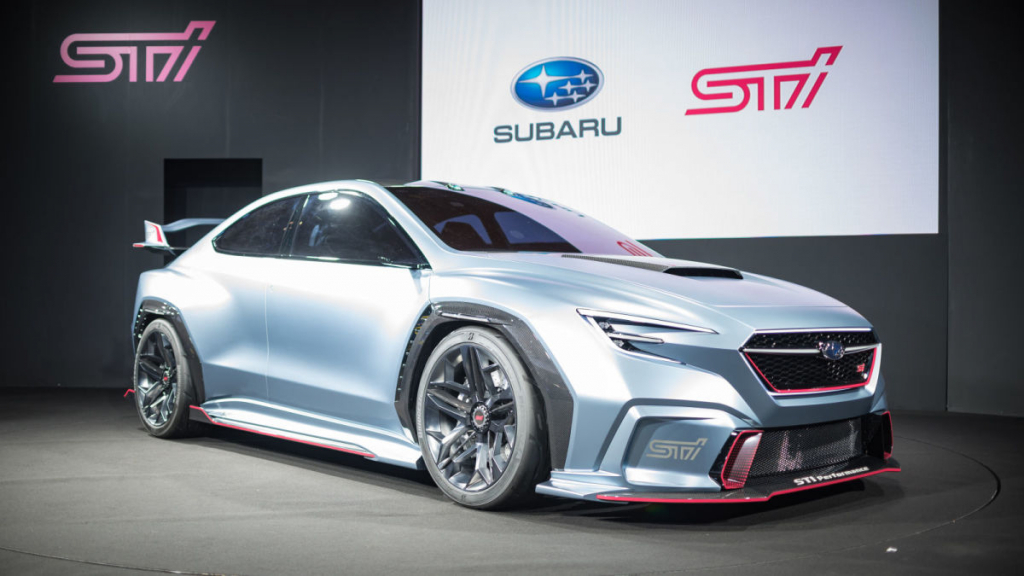 2021 subaru wrx sti redesign | us newest cars