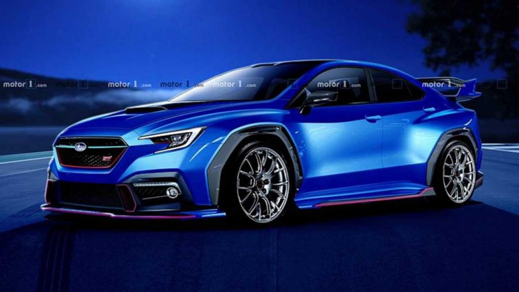 2021 subaru wrx sti release date  us newest cars