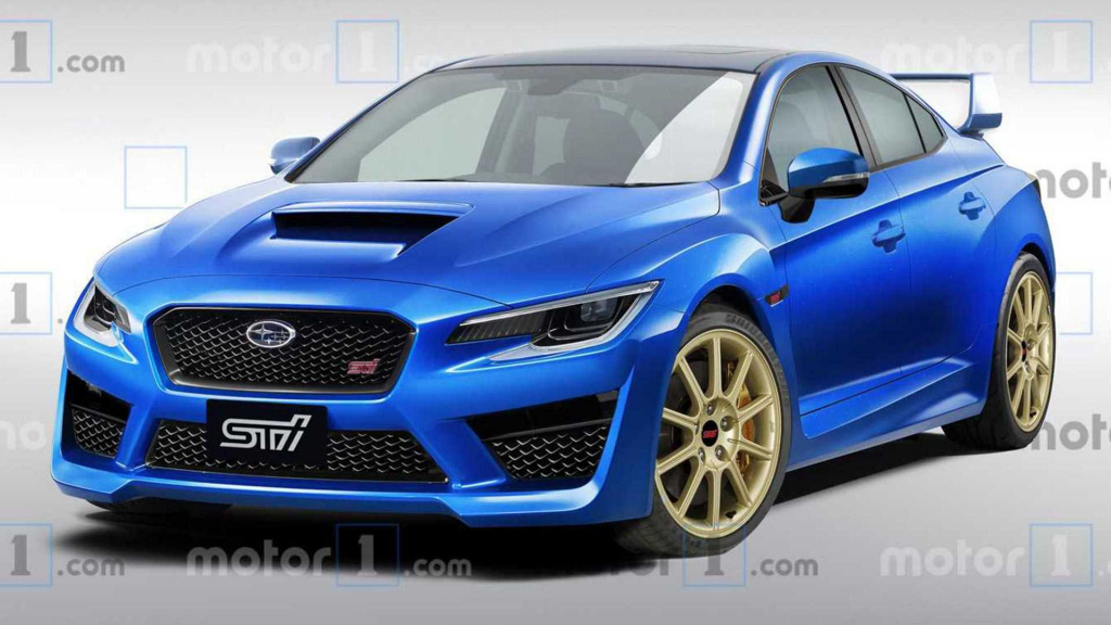 2021 subaru wrx sti spy photos  us newest cars