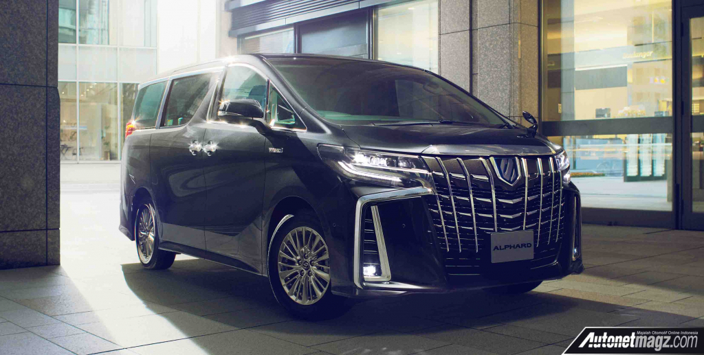 2021 toyota alphard redesign | us newest cars