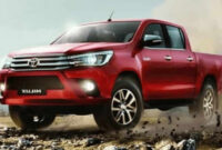 2021 Toyota Hilux Concept