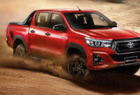 2021 Toyota Hilux Wallpaper