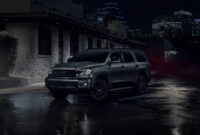 2021 Toyota Sequoia Engine