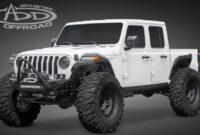 2021 Jeep Gladiator Hercules Interior