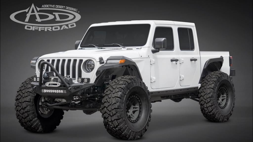 2021 jeep gladiator hercules interior  us newest cars